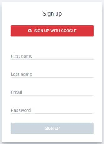 1.Sign up Instapage