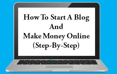 how to start a blog and make money online (step-by-step) guide image (f)